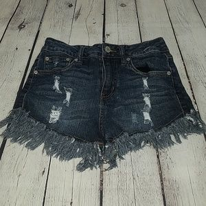 ALTAR'D STATE 25/1 jean shorts